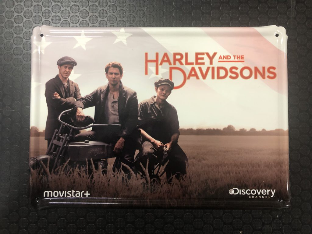 DISCOVERY HARLEY